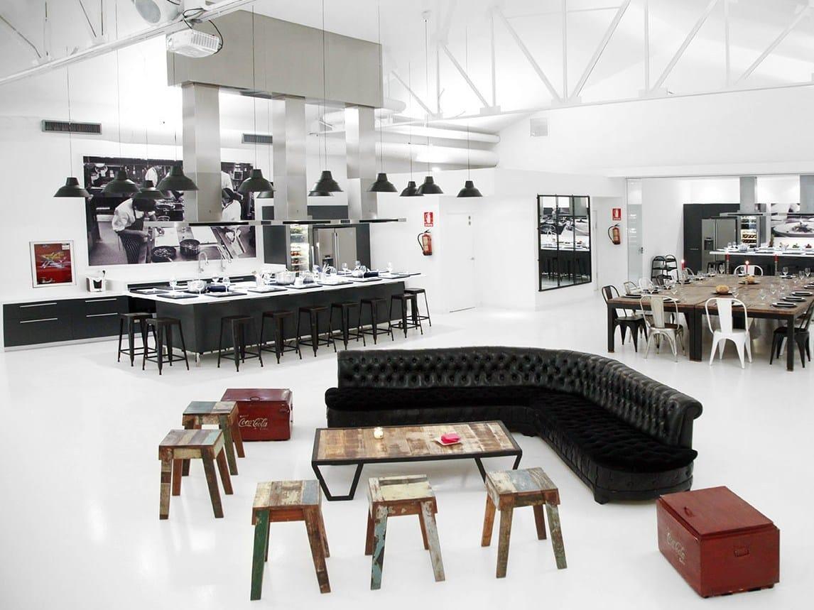 A Madrid cucina e architettura si fondono nel Kitchen Club