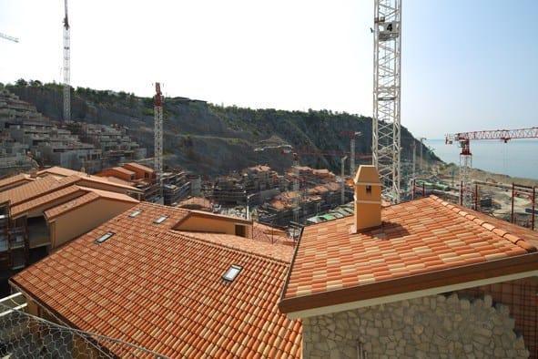Il sistema di copertura Vardanega per il prestigioso borgo di Portopiccolo