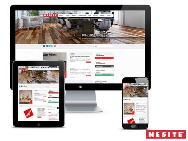 Una nuova web identity per Nesite