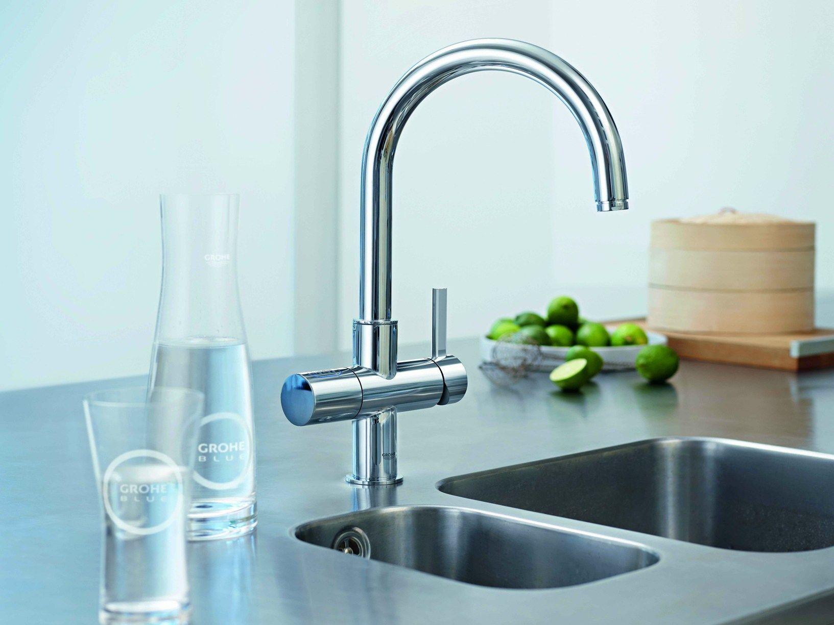 GROHE ed Aquafresh uniti dalla sostenibilità: ai nastri di partenza il concorso 'Chiudi il rubinetto e vinci'