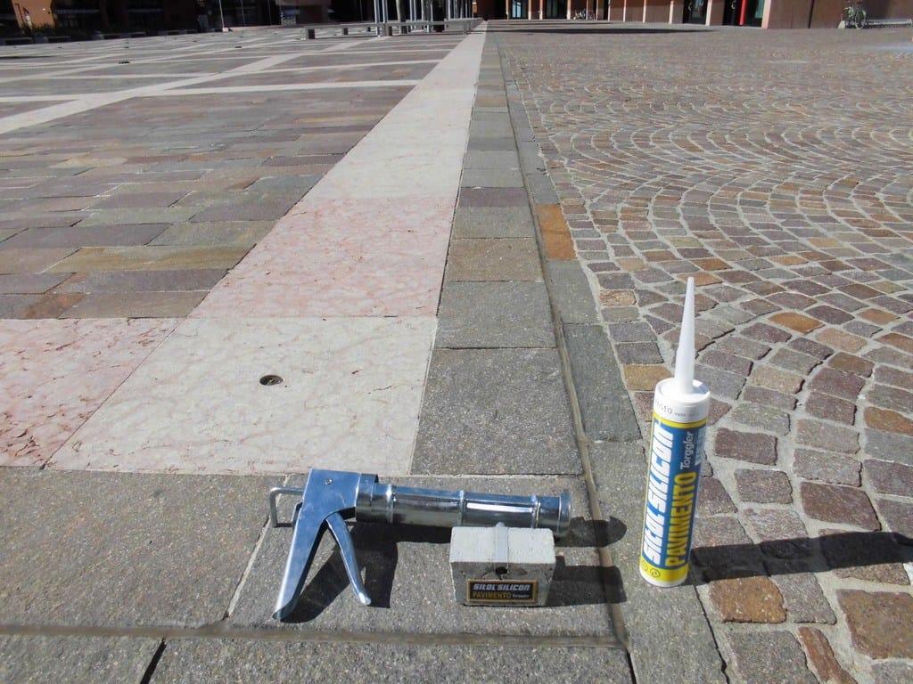 Torggler Chimica per le operazioni di sigillatura del quartiere Appiani di Treviso