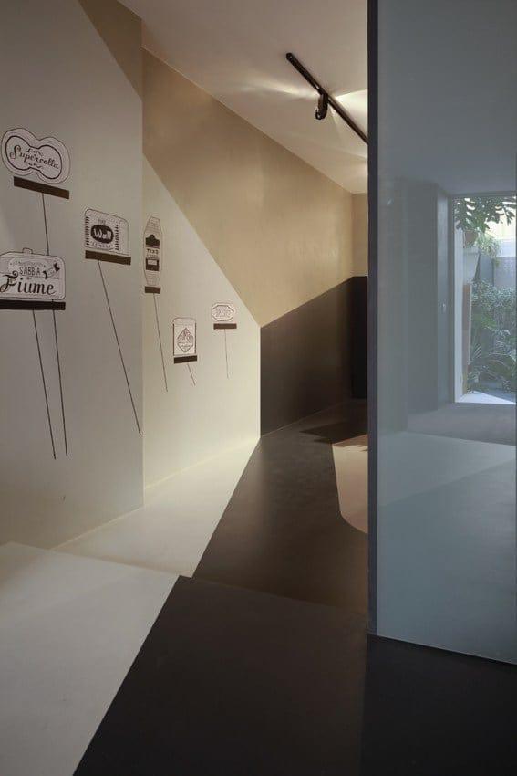 Ambivalente e provocatorio il nuovo concept Store Rezina