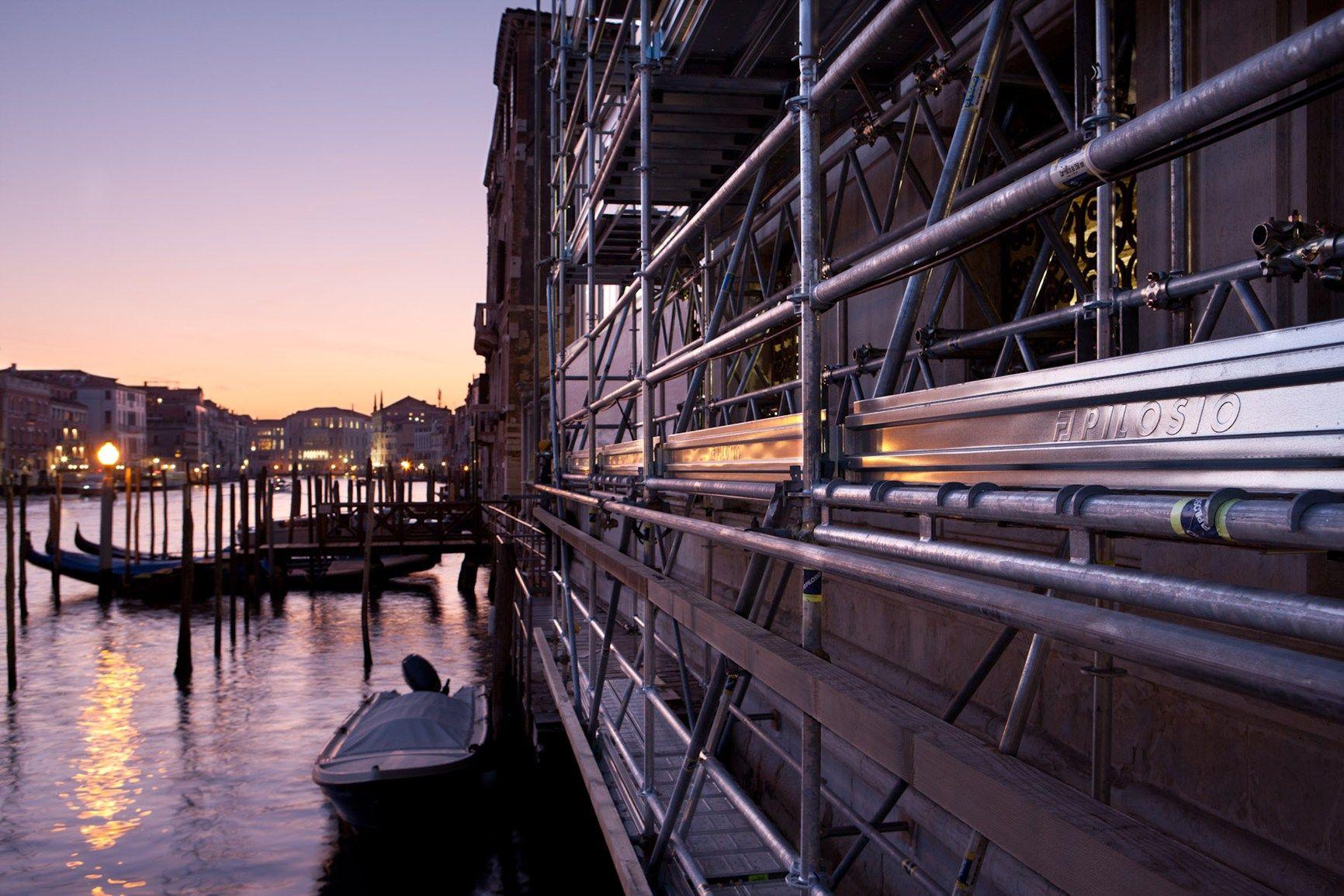 L'edilizia diventa arte: Pilosio e Dottor Group per il restauro di Palazzo Papadopoli a Venezia