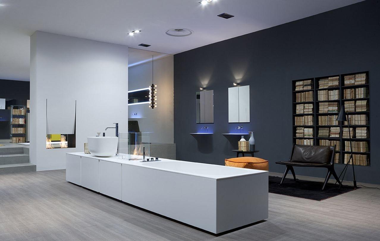 Antoniolupi rinnova lo showroom aziendale