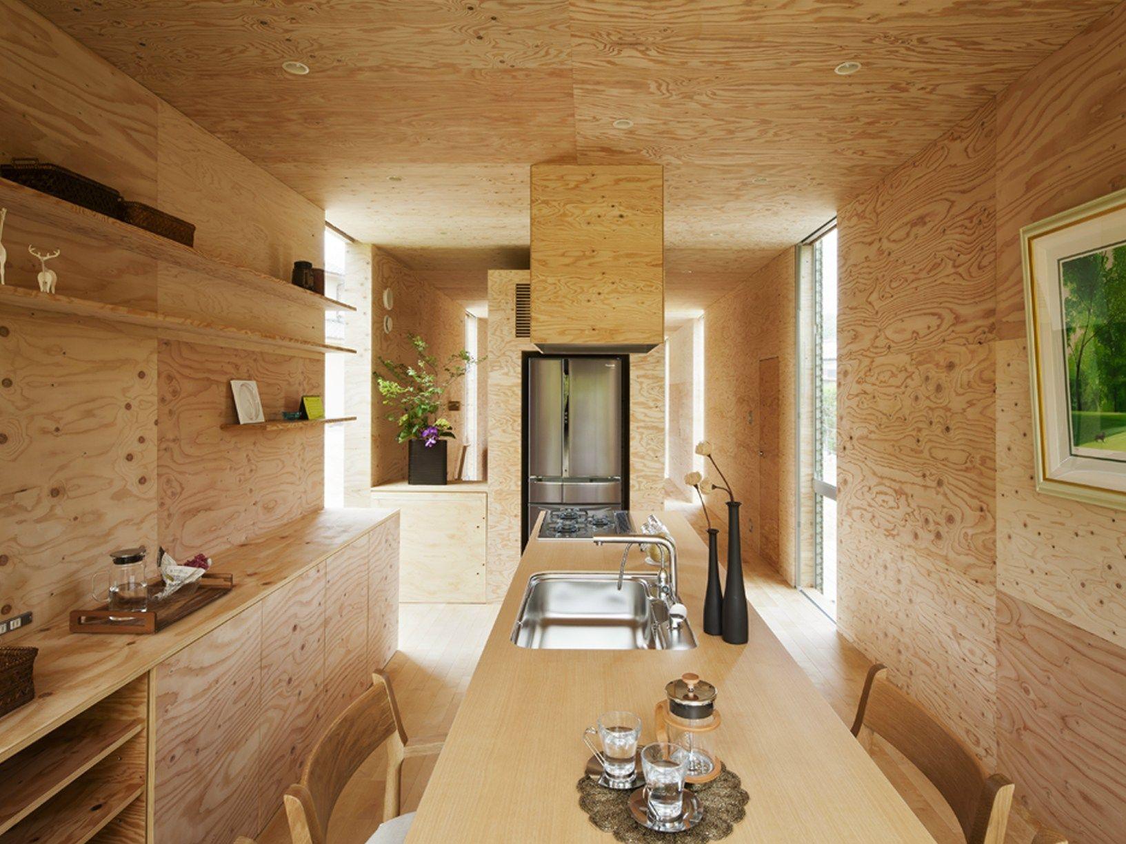 UID Architects firma casa  'node' a Fukuyama
