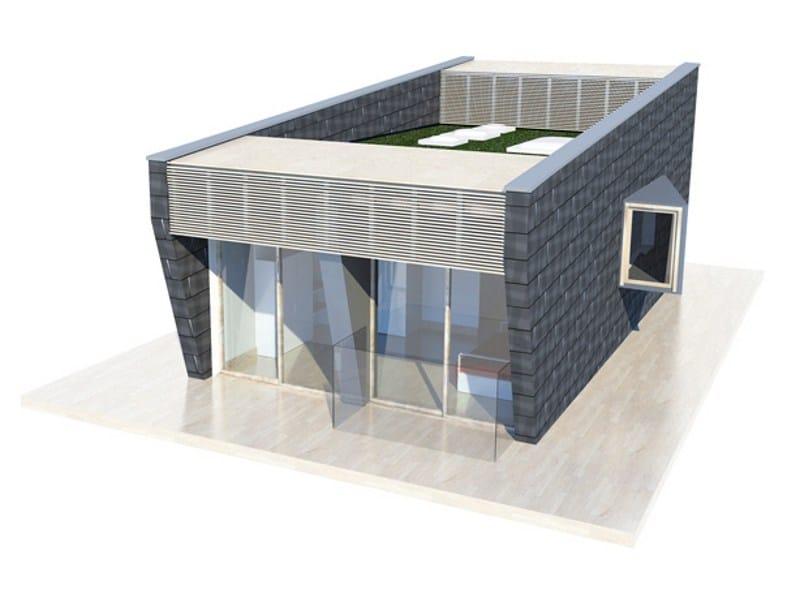 ICMQ a MADEexpo 2013 certifica la sostenibilità di Livingbox