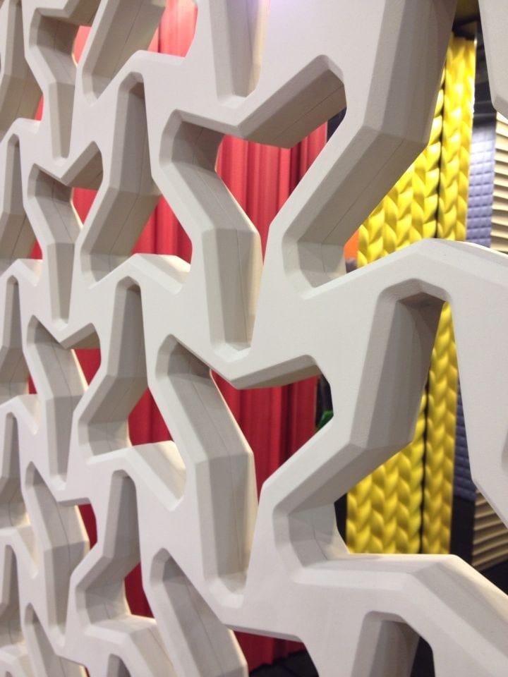 Texture vibranti e innovative per 3D Surface al Made