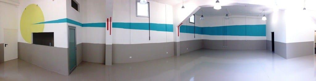 Sikkens aggiunge colore alla nuova sede di Ronda della Carità a Milano