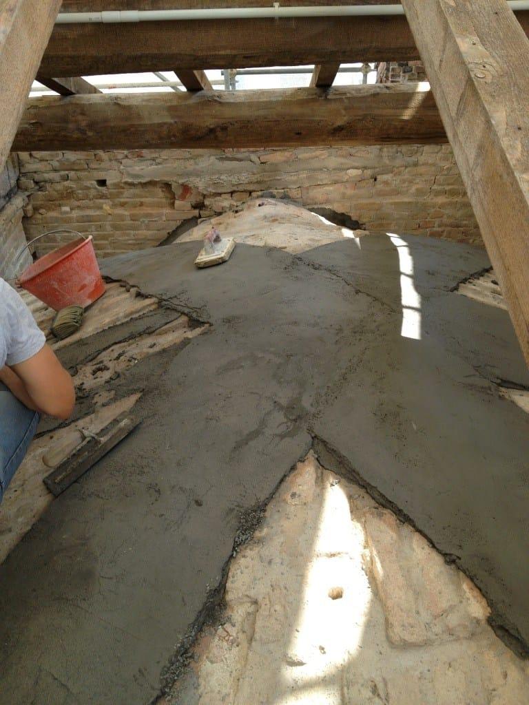 Ruredil X Mesh C10 per il consolidamento statico e miglioramento sismico della Chiesa di San Bassiano