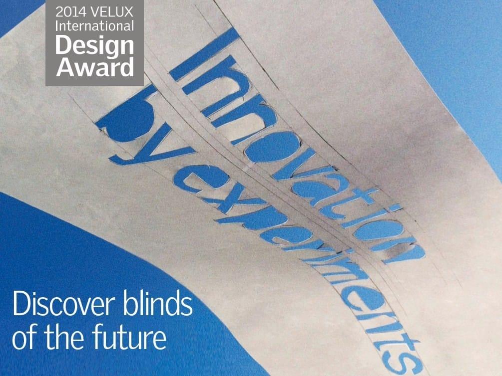Al via la prima edizione del VELUX International Design Award