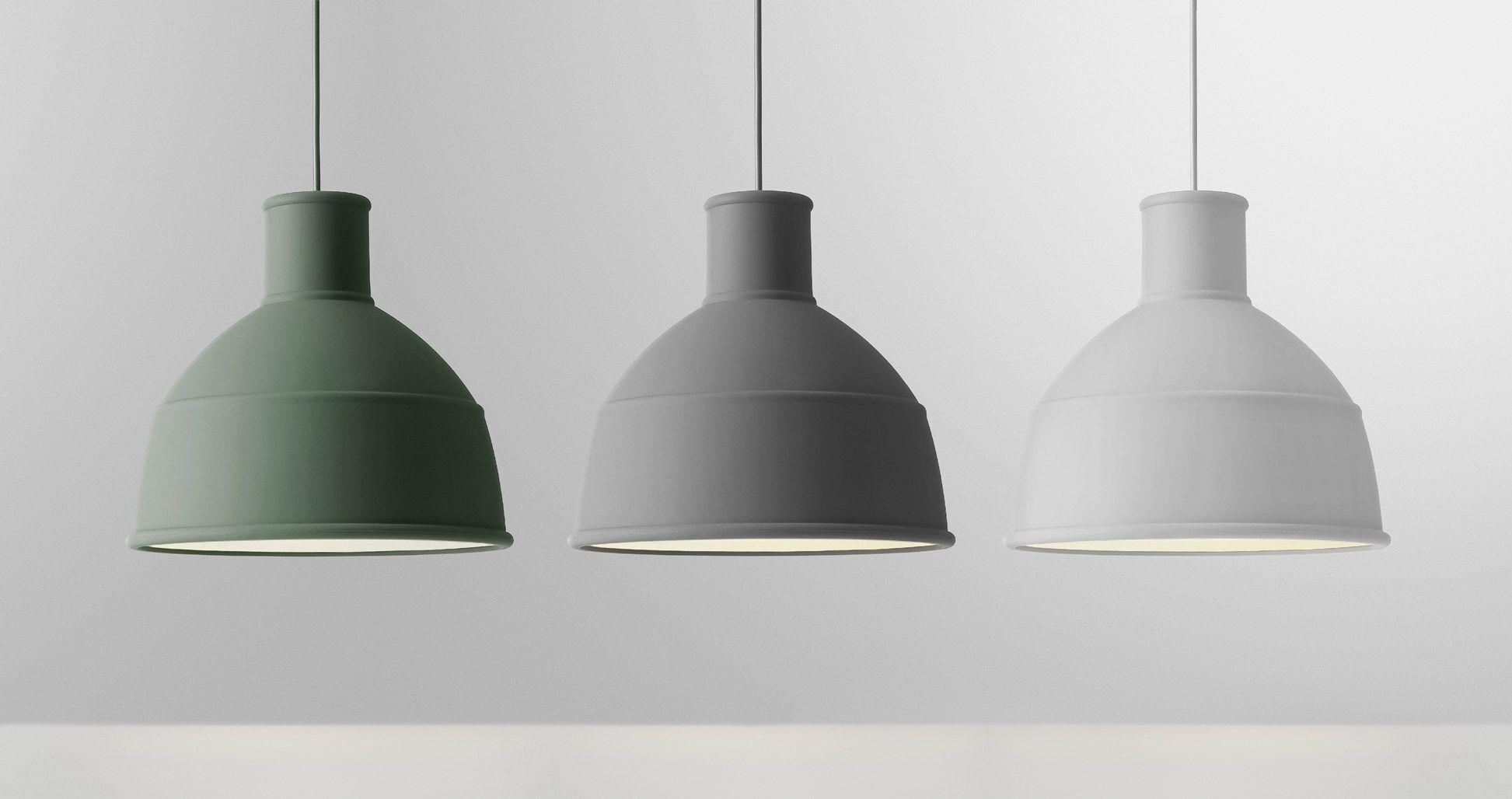 Lampade Sospensione A Grappolo nuove versioni delle lampade muuto