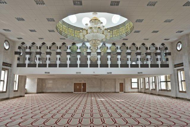 DuPont™ Corian® per una nuova moschea nel Lancashire