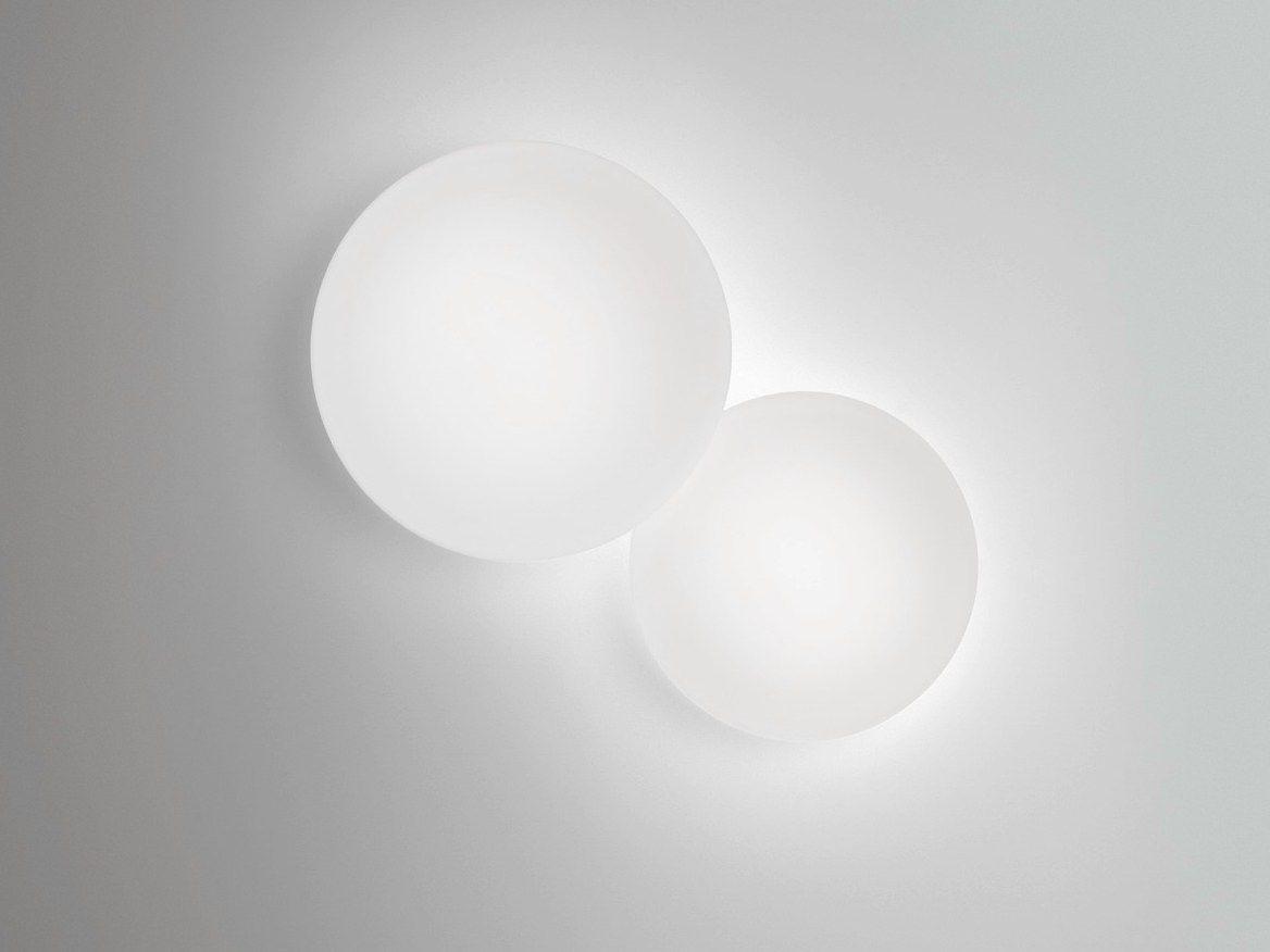 Design innovativo per le lampade da parete vibia