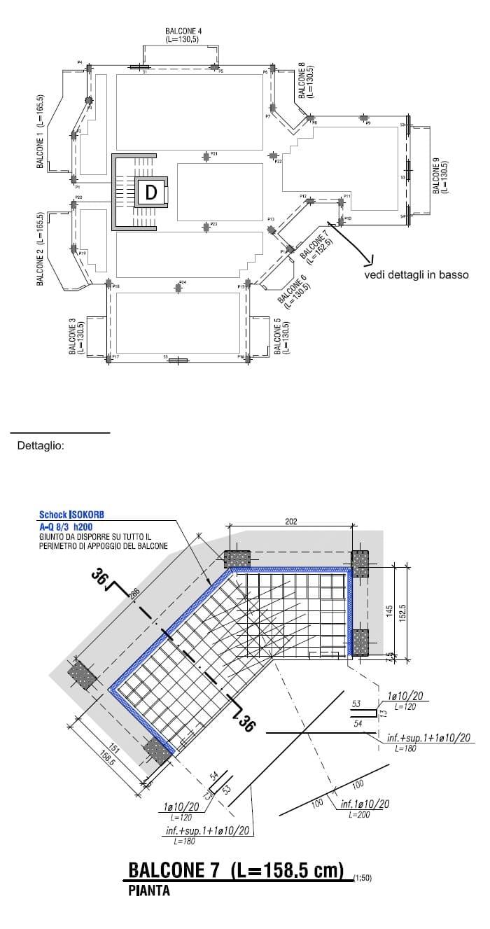 Schöck Italia per il complesso residenziale 'Le Magnolie'