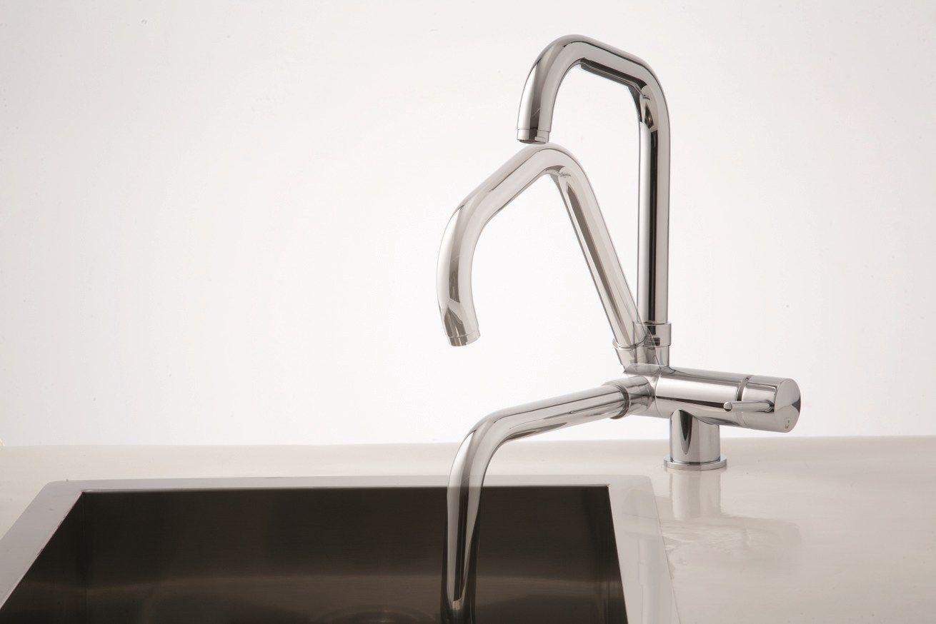 Under Window: i rubinetti intelligenti di Gattoni