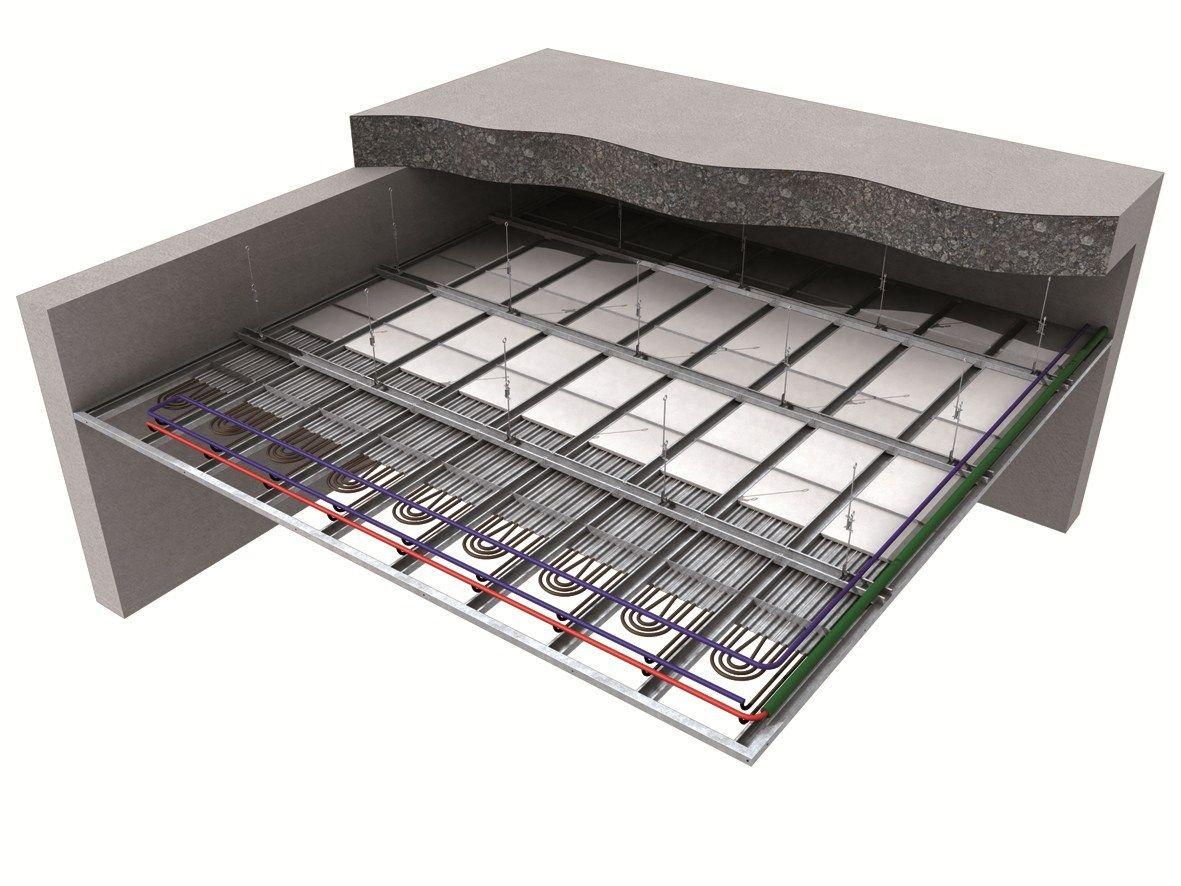 Wavin Italia rinnova il sistema radiante a soffitto Chemidro CD4