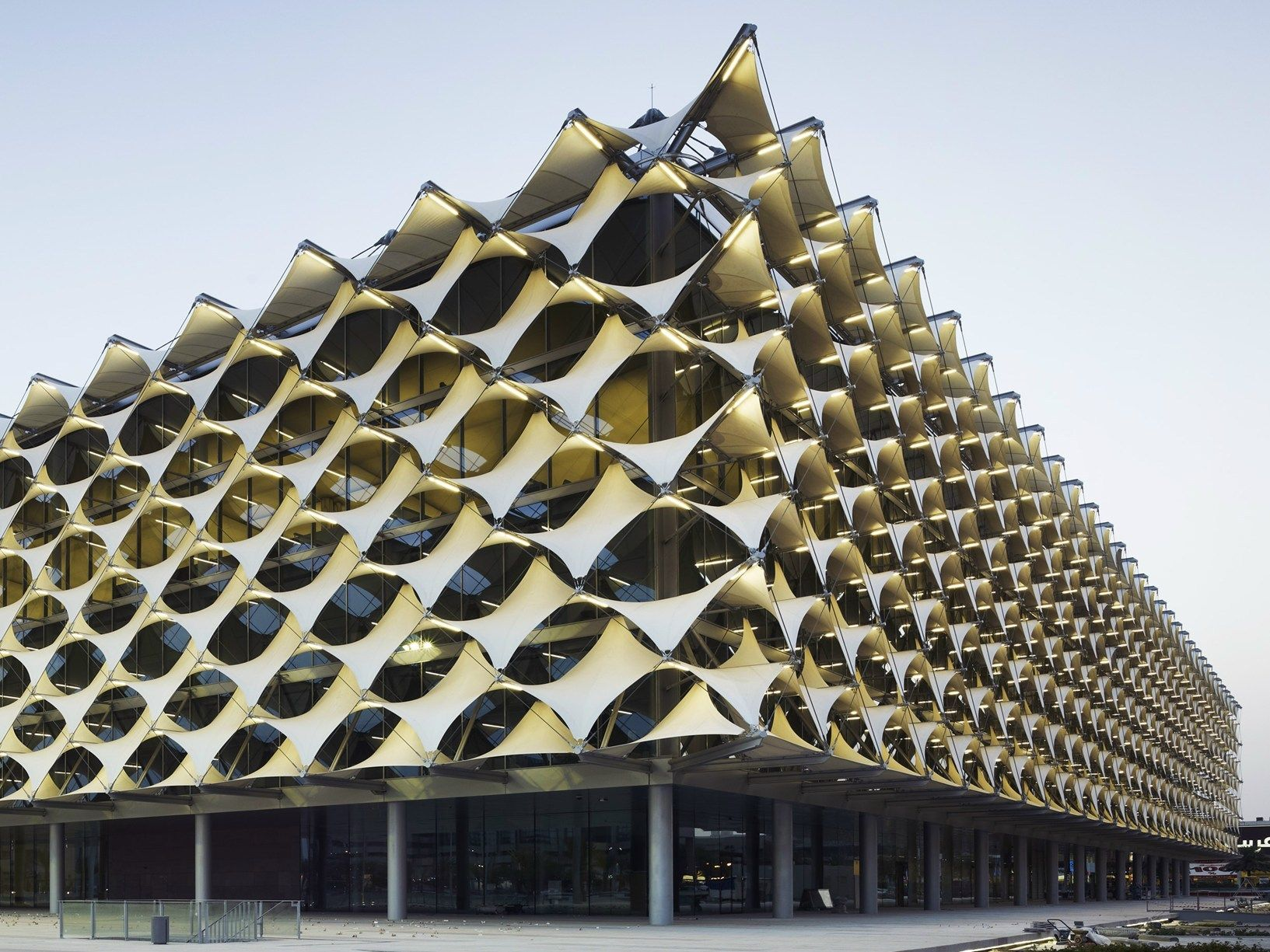 Arabia Saudita: la nuova King Fahad National Library di Riyadh