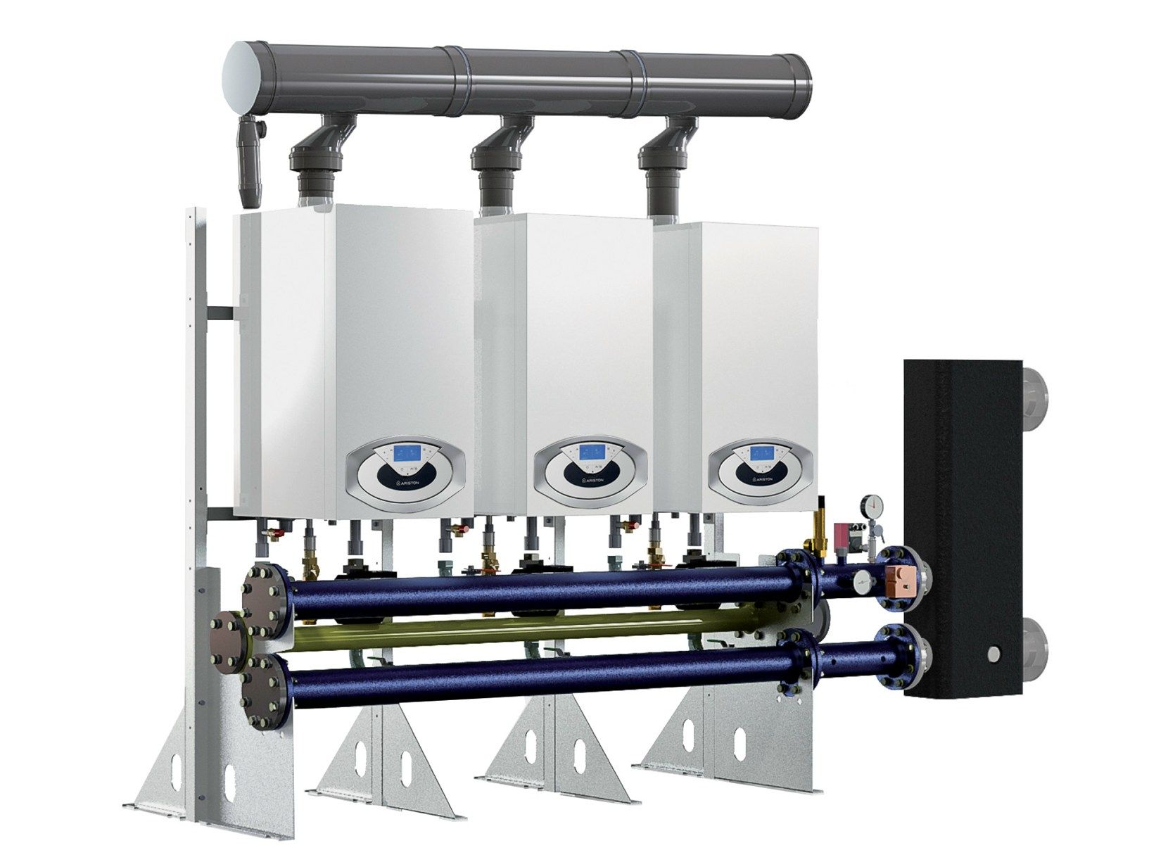 Genus Premium EVO HP: nuovi modelli per le caldaie ad alta potenza di Ariston