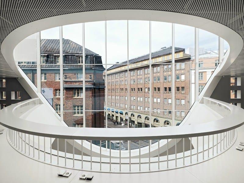 A Helsinki il più grande polo bibliotecario della Finlandia