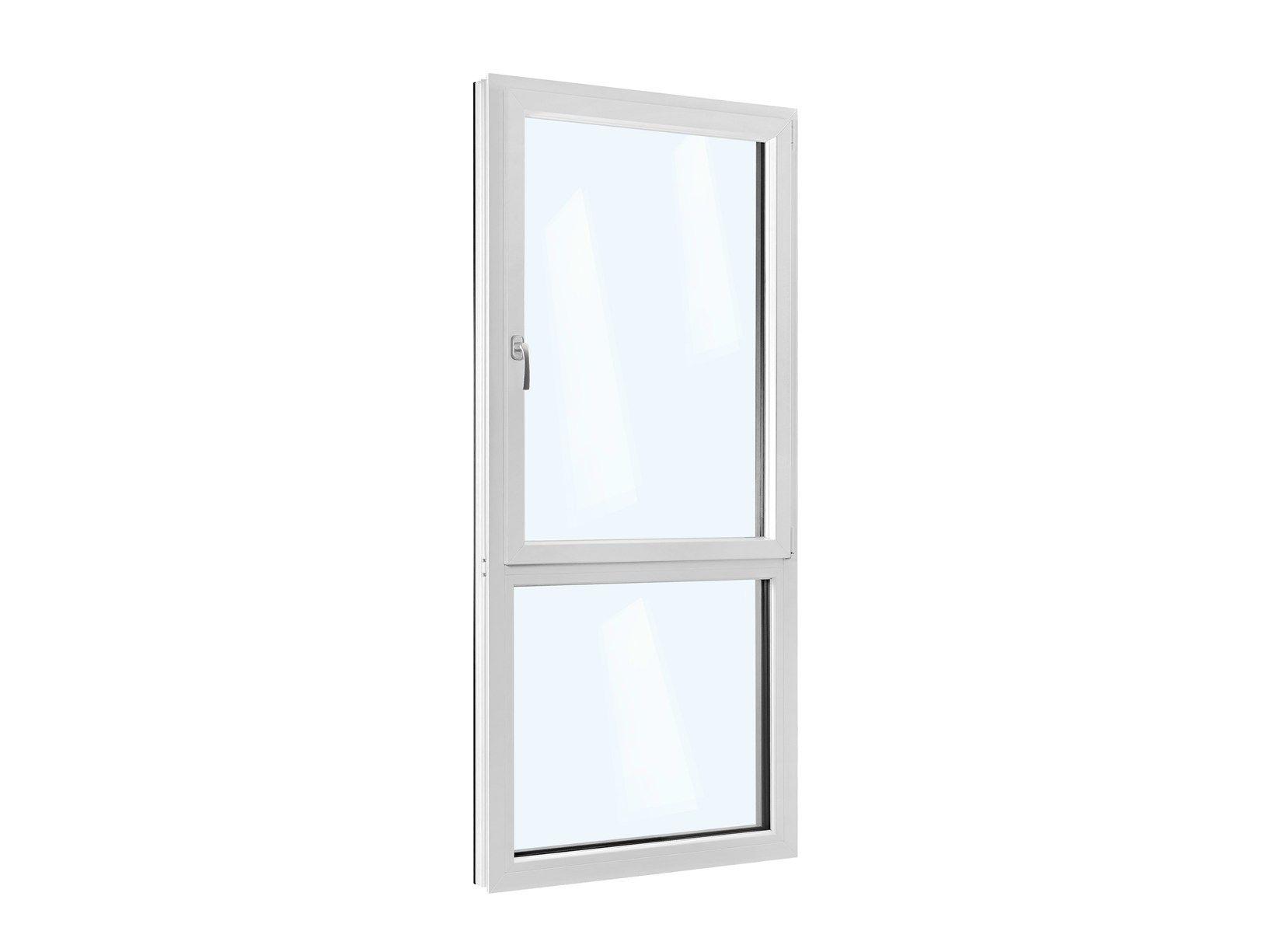 Porte In Alluminio Anodizzato sistema di finestre e porte-finestre in pvc e pvc-alluminio
