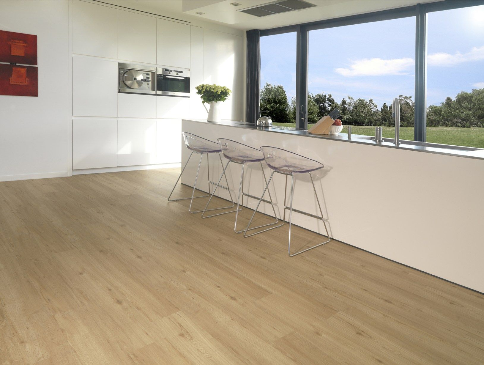 Woodco presenta i laminati High-Tech BerryAlloc