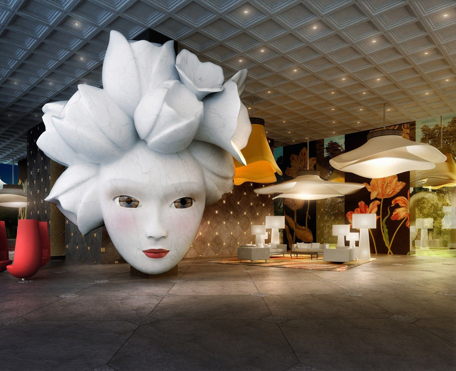 © Marcel Wanders: Pinned Up At The Stedelijk, 25 Years of Design. Installation views