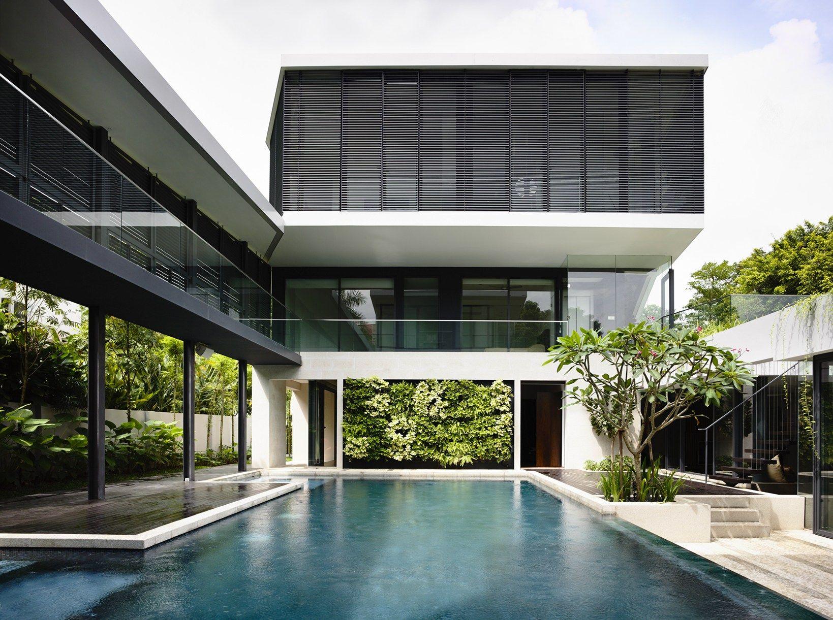 A Singapore a d lab completa la 2 Andrew Road