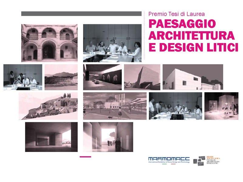 Al via 'Paesaggio, architettura e design litici'