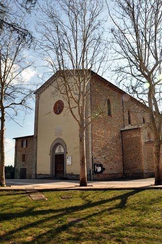 Fila tratta i marmi antichi della Chiesa S. Benedetto in Mugnano