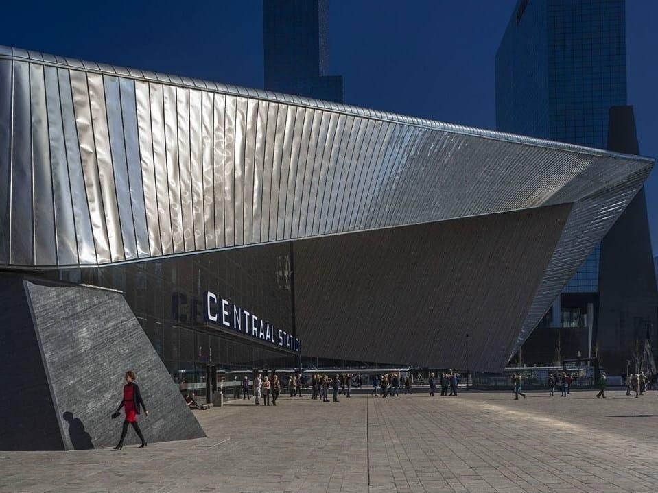 Apre ufficialmente la nuova Rotterdam Centraal Station