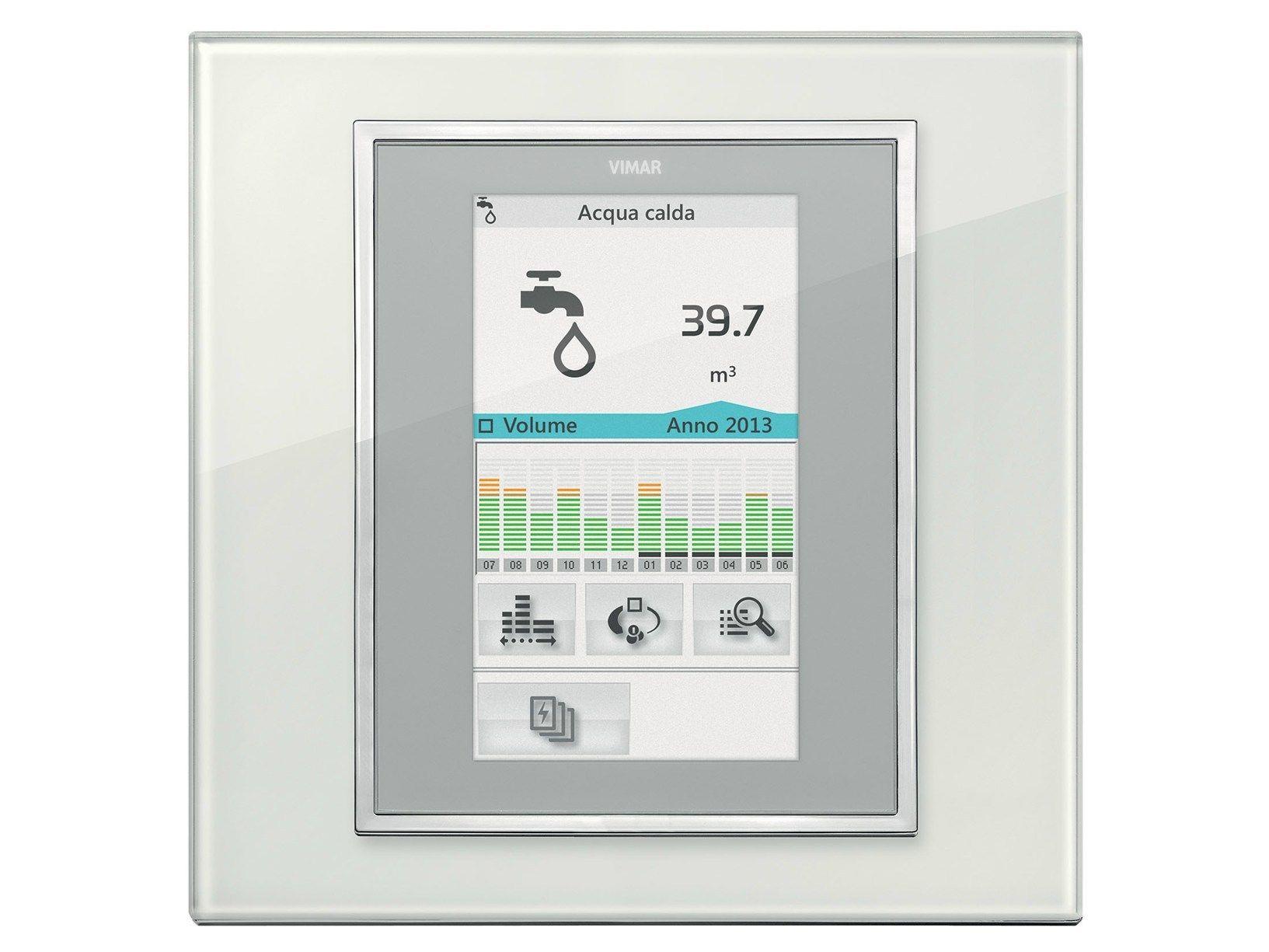 I nuovi dispositivi Vimar per la gestione e il controllo dell'energia
