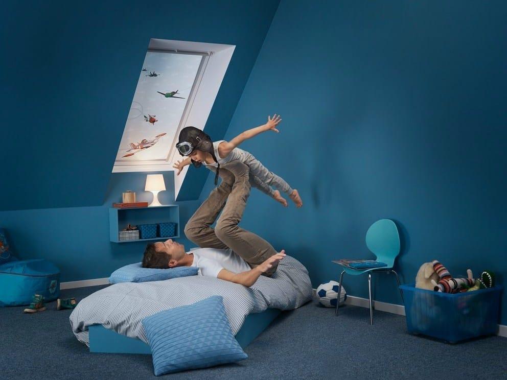 VELUX Dream Collection: la nuova linea di tende oscuranti dedicata ai più piccoli