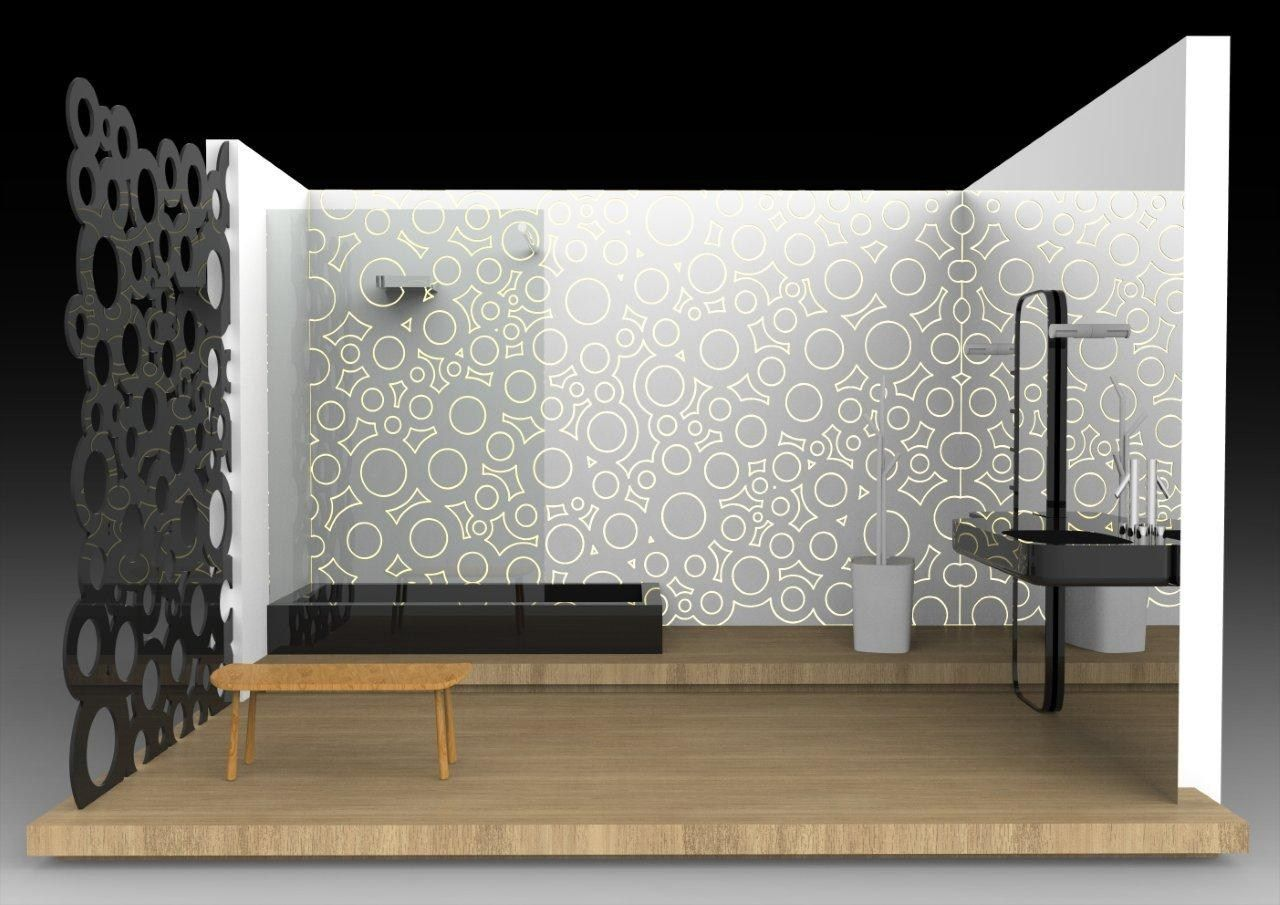 'Corian® 2.0': dynamic and evolutionary interior design