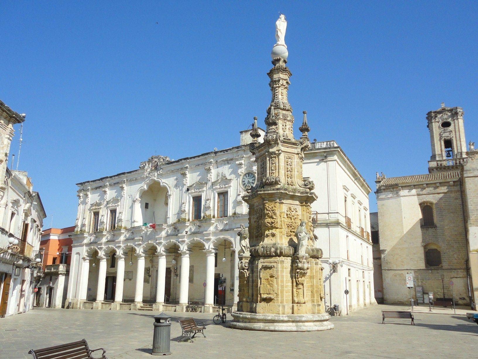 A Nardò (Le) il concorso per sistemare Piazza S. Antonio