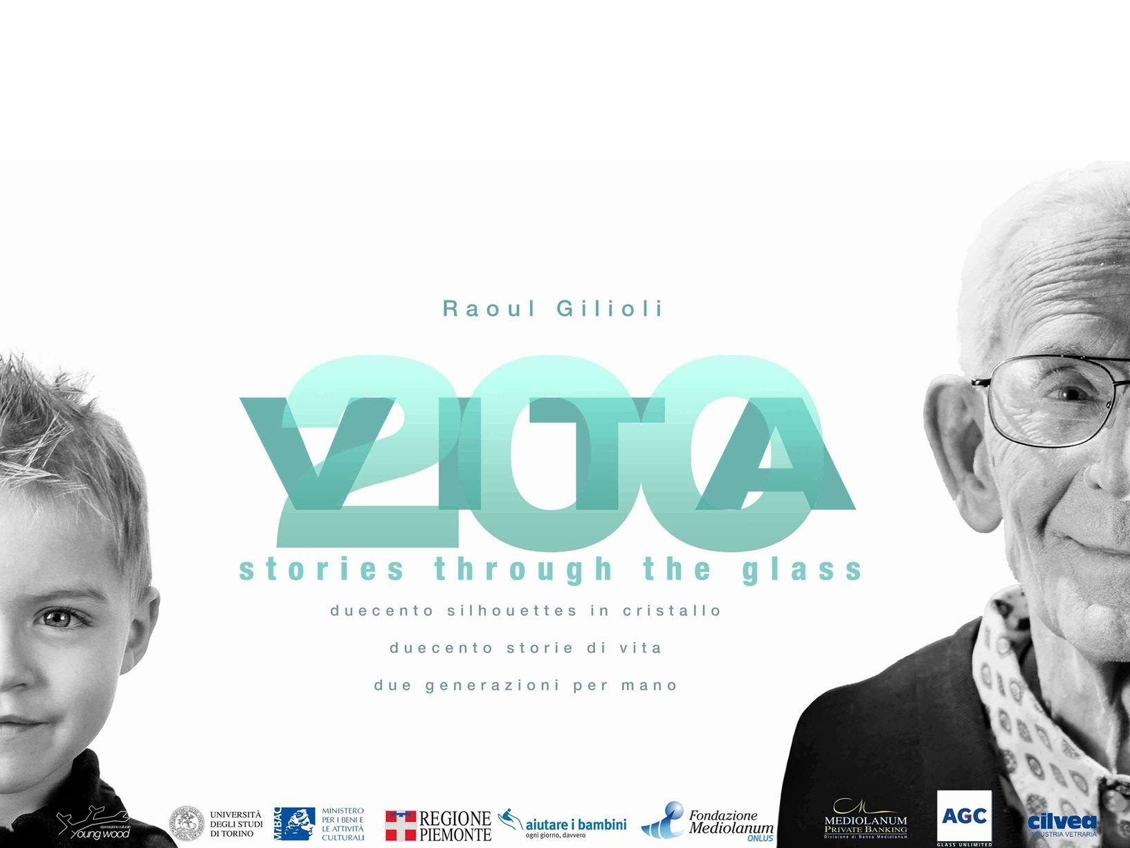 AGC e Cilvea sponsor del nuovo progetto in vetro dell'artista torinese Raul Gilioli