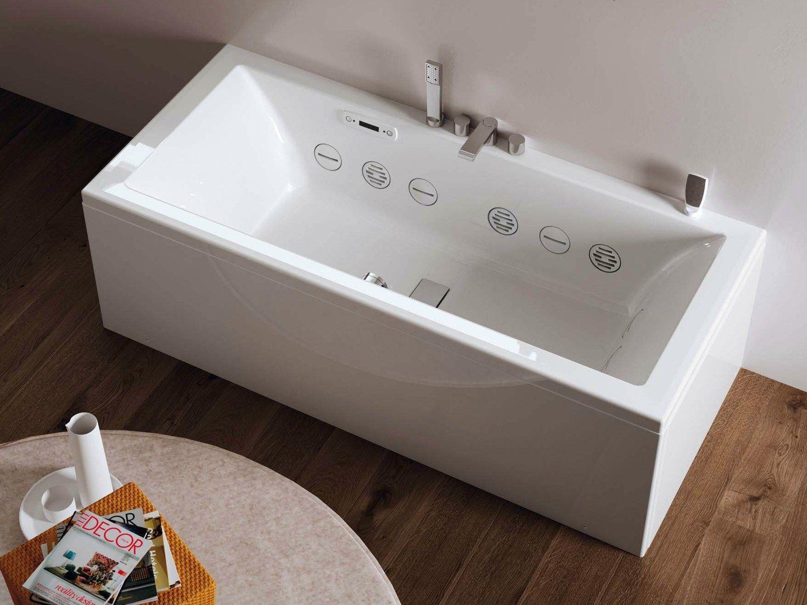 Vasca Da Bagno Con Ultrasuoni : Le nuove vasche teuco hydrosonic®