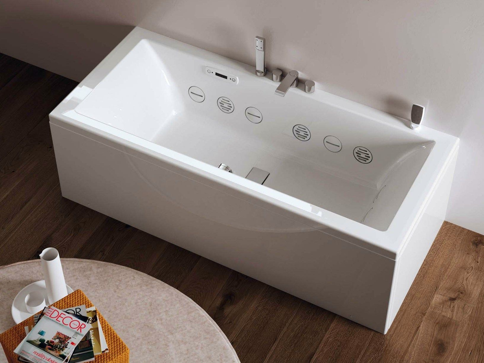 Vasca Da Bagno Teuco Wilmotte : Le nuove vasche teuco hydrosonic