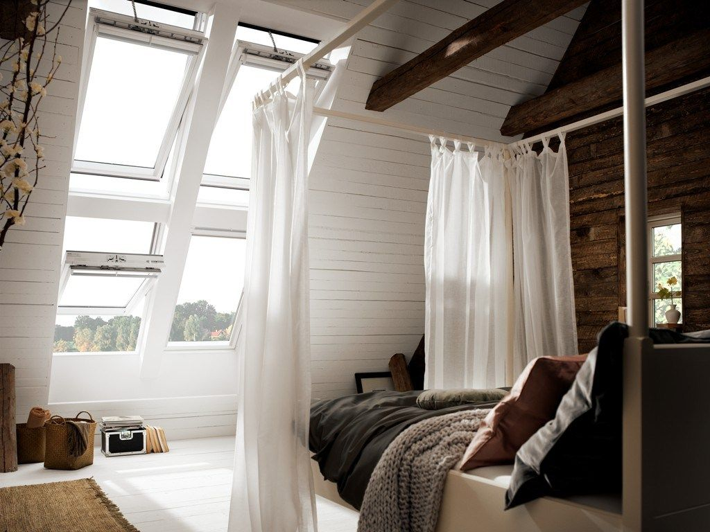 Velux Integra per una casa luminosa, confortevole ed efficiente dal punto di vista energetico