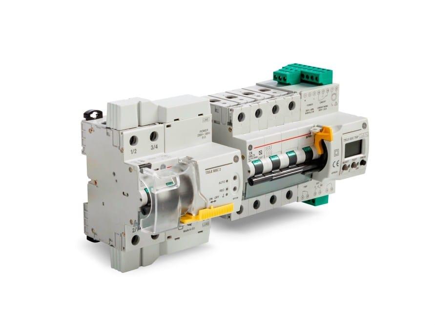 TeleREC di GE Industrial Solutions: la nuova gamma di sistemi di protezione a riarmo automatico