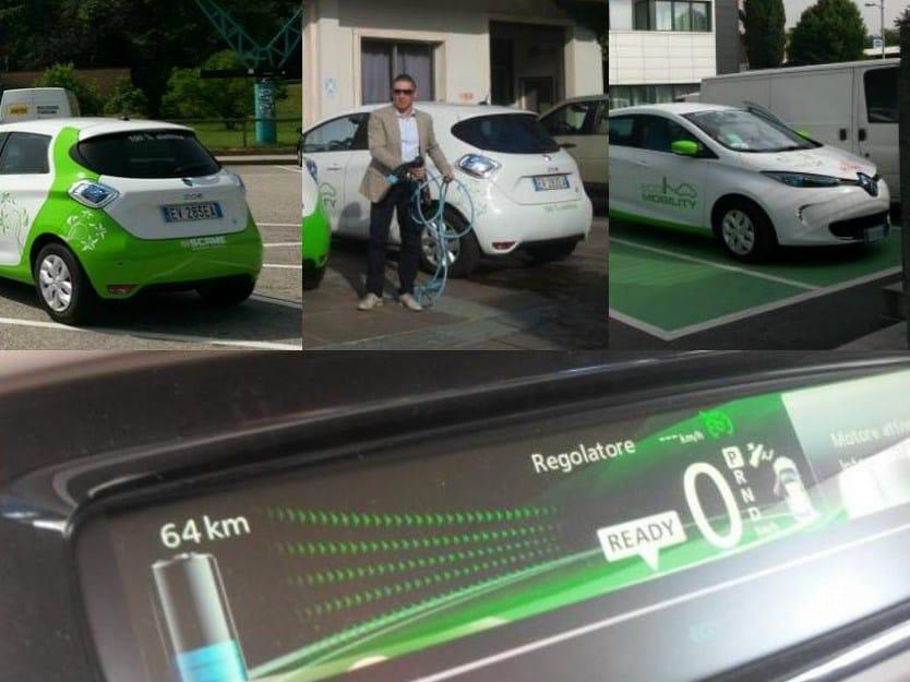 Viaggi in auto a zero emissioni con Serie Libera di Scame