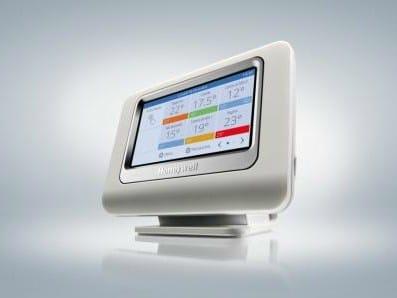 evohome connected comfort, il nuovo dispositivo di Honeywell