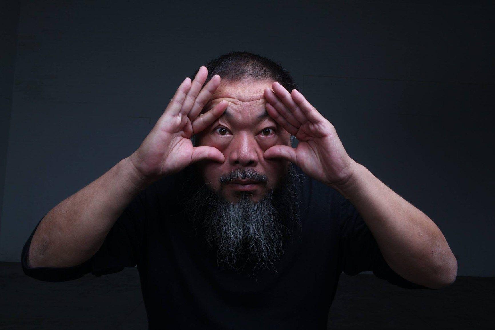 Foto: Ai Weiwei, 2012, © Gao Yuan