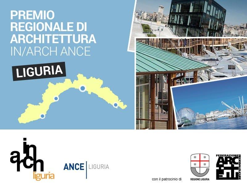 Al via il Premio IN/ARCH – ANCE Liguria