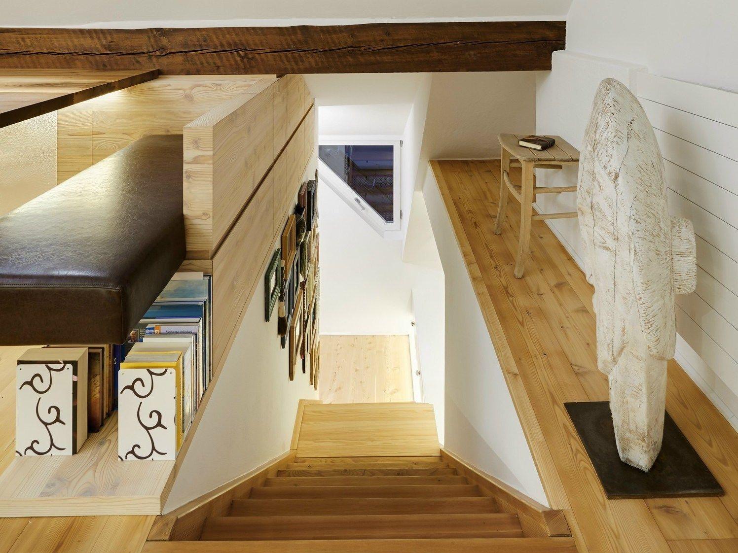 A Bressanone un appartamento per un graphic designer