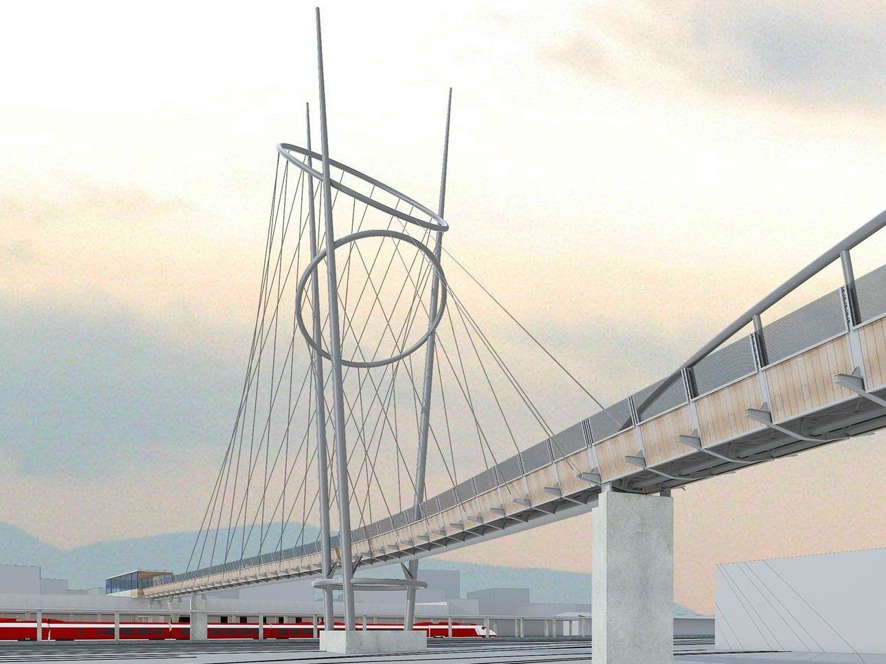Terni: al via la costruzione del ponte di McDowell+Benedetti