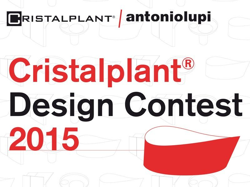 "Al via il ""Cristalplant® Design Contest"" 2015"