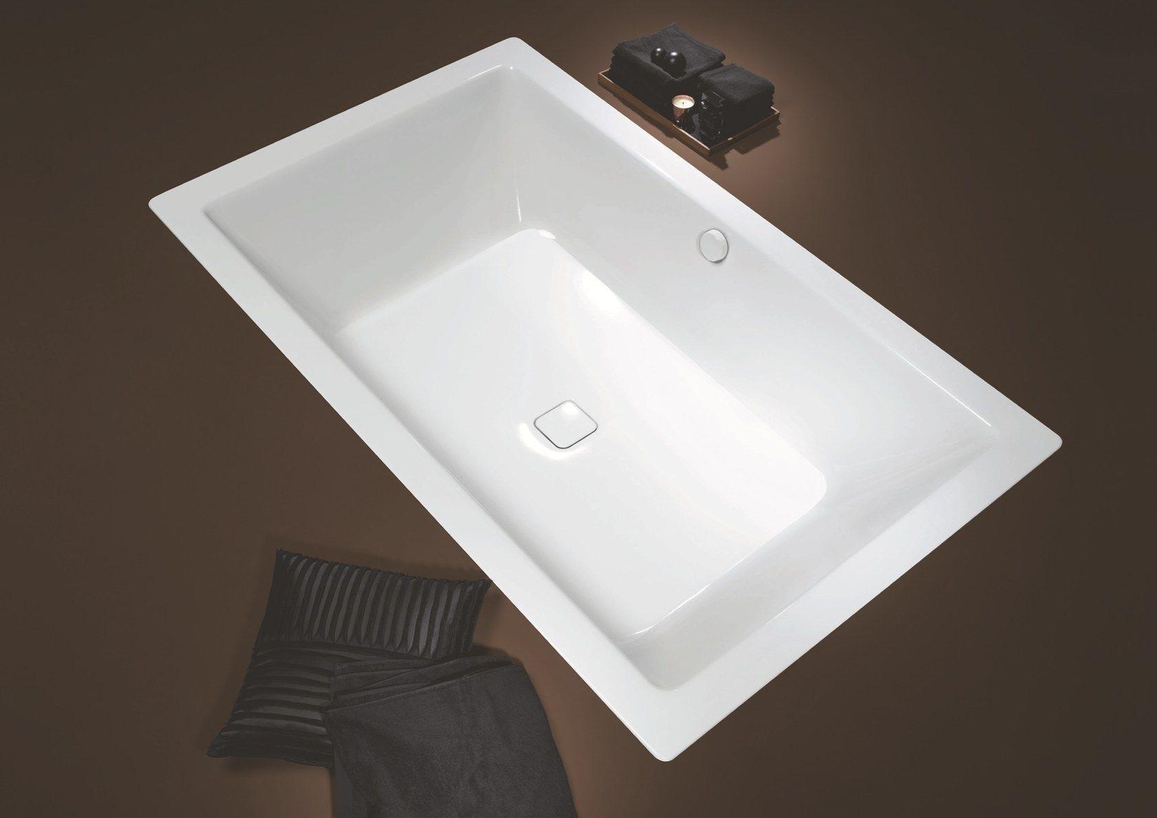 Vasca Da Bagno Kaldewei Dimensioni : Conopool di kaldewei: nuove dimensioni per il bagno