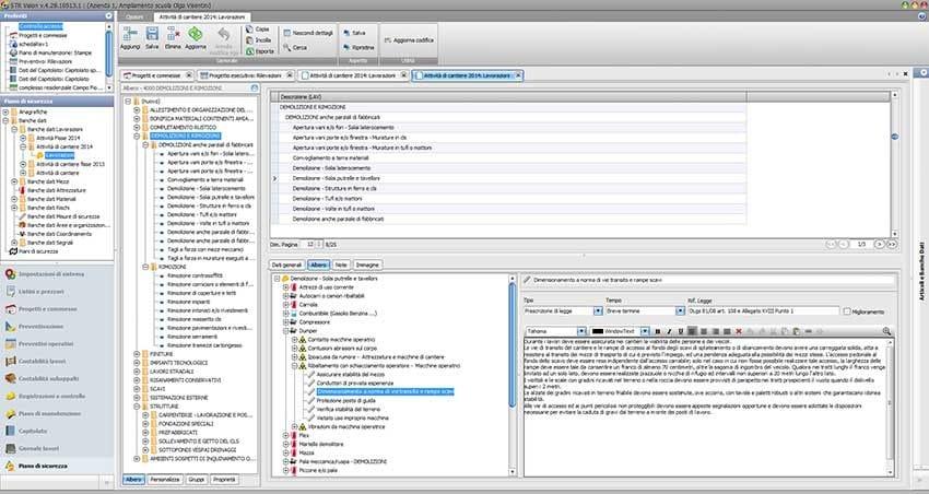 Sicurezza Cantieri integrata a Computo e Contabilità Lavori: per una progettazione completa e coerente