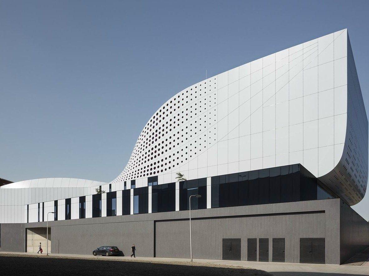 Theatre de Stoep: inaugurata l'ultima opera di UNStudio