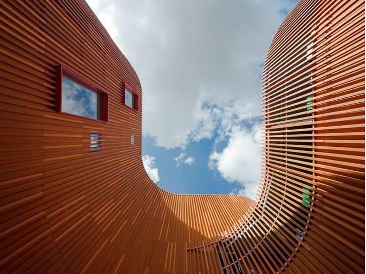 Una nuova scuola materna a Copenaghen by studio COBE